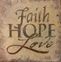 Faith Hope Love Art | www.imgkid.com - The Image Kid Has It!