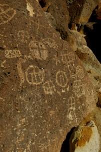 Petroglyphs ~ Eastern Sierras, CA