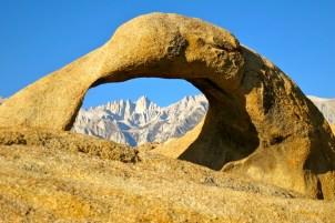 Mobius Arch ~ Alabama Hills, CA