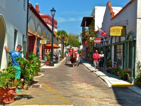 Colorful Old Town