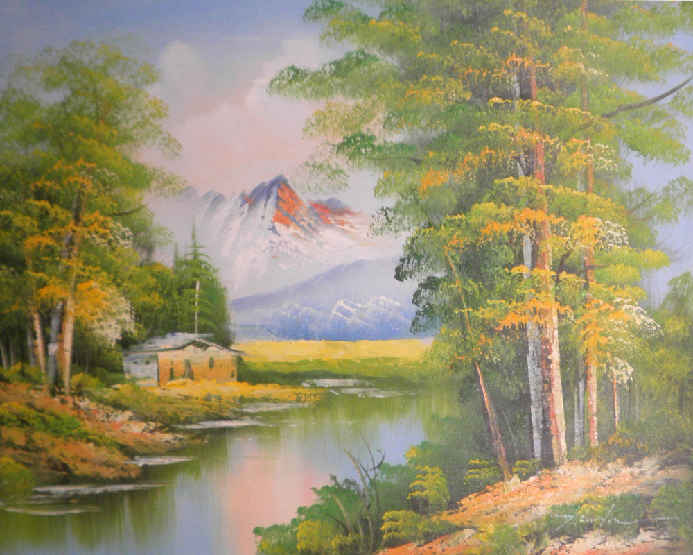 Absolute Beginning Oil Painting - Scottsdale Artists