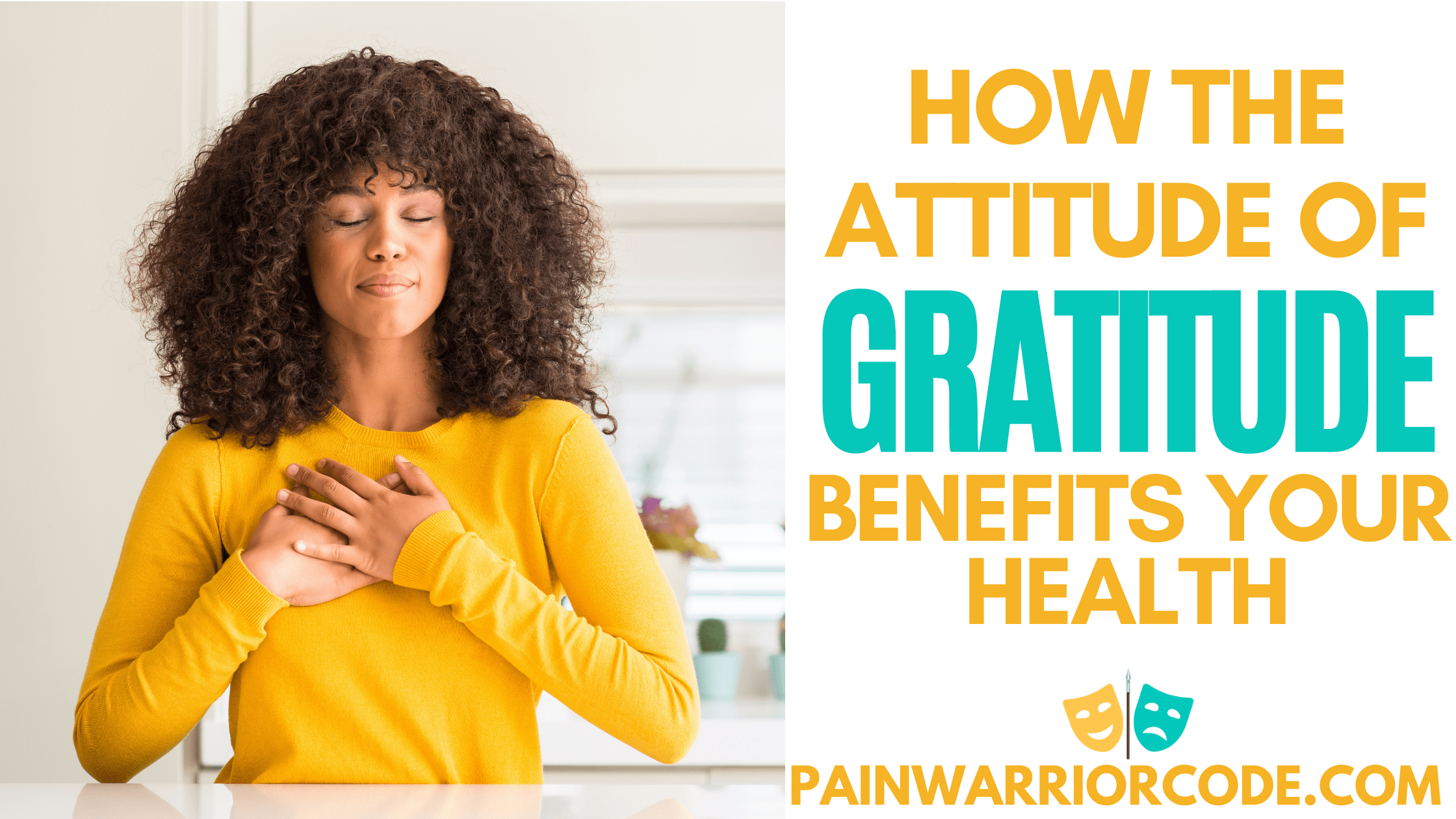 How The Attitude Of Gratitude Benefits Your Health Title