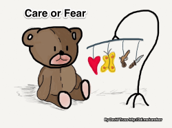 """Care or Fear"""