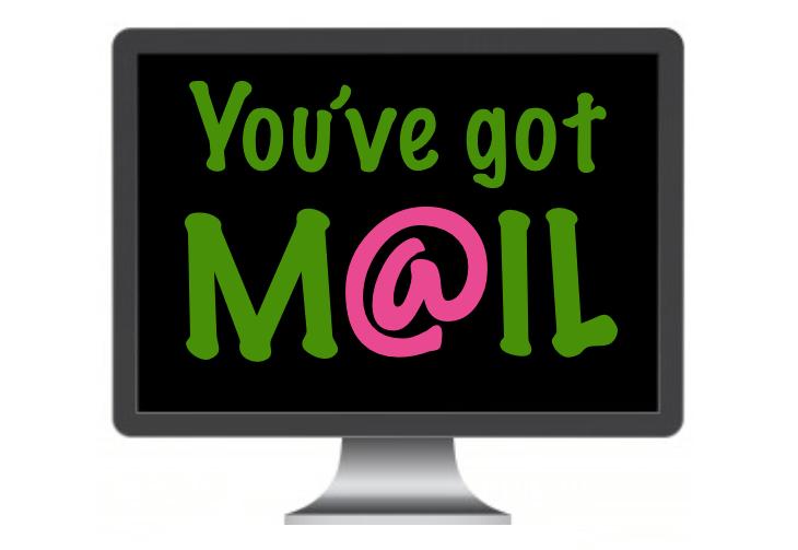 You've Got M@IL