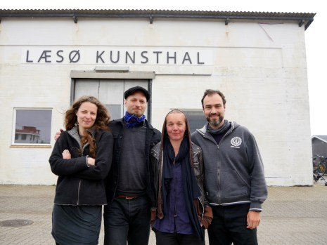 From left to right: Eja, Jon, Camilla, and Eduardo, photo credit: Eduardo Abrantes