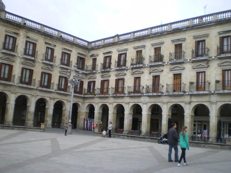 Plaza Mayor de Vitoria
