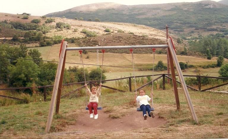 Niños de excursion