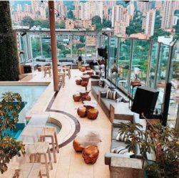 los mejores hoteles de lujo en Medellin