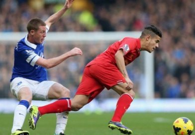 Coutinho Not Concerned by Everton Form, Understands What's at Stake