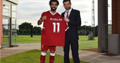 Salah Capture Shows Liverpool Aren't Fooling Around in the Transfer Market