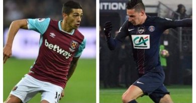 Bilic Insists Lanzini Isn't Anfield Bound, PSG Reportedly Put Draxler on the Market