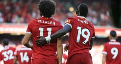 Salah Hails Klopp Tactics, Patience Key to Mane Revival