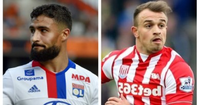 Fekir's Agent Hints at Further Liverpool Talks, Neville Unimpressed with Reds Target Shaqiri,