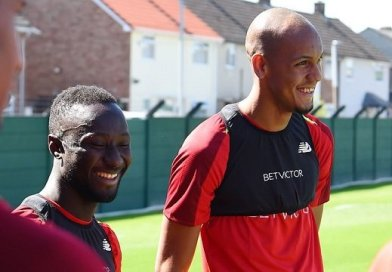 Fabinho Honoured to Join Liverpool, Denies Manchester United Claims