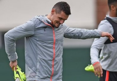 Lovren Faces Champions League Fitness Race, Good News for Midfield Trio