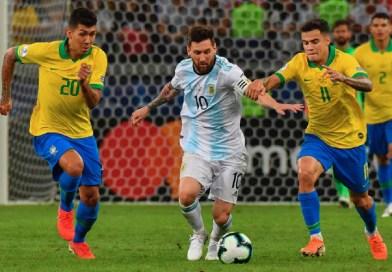 Coutinho Firmino Messi