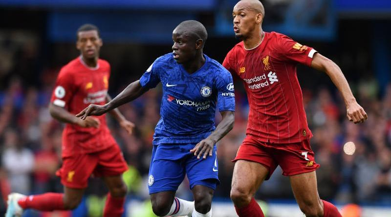 Kante and Fabinho