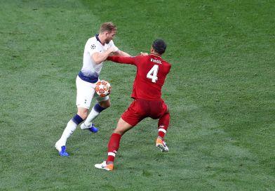 Harry Kane vs Virgil van Dijk