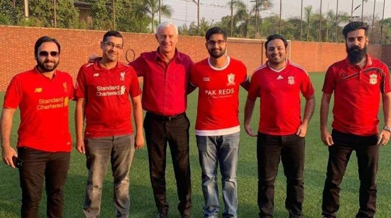 Ian Rush Pak Reds