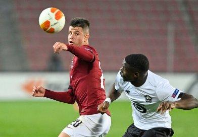 Adam Hlozek Sparta and Czech forward