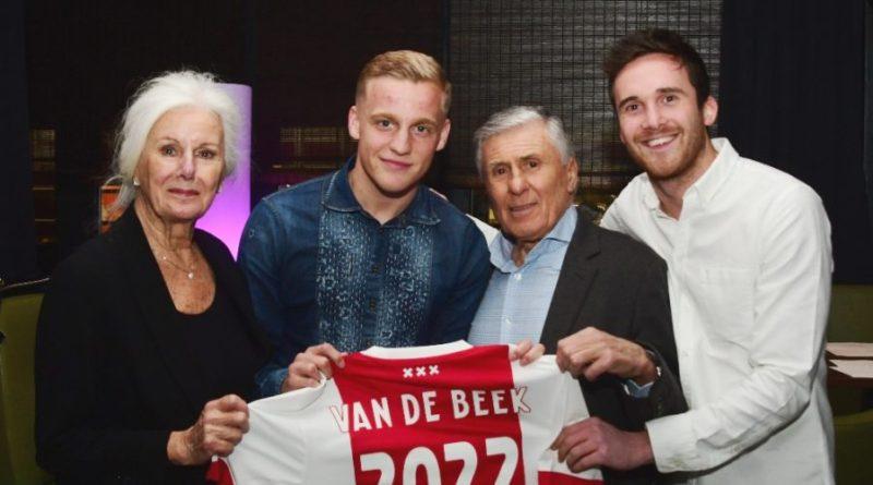 Swart with Van de Beek