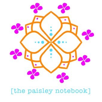 The Paisley Notebook