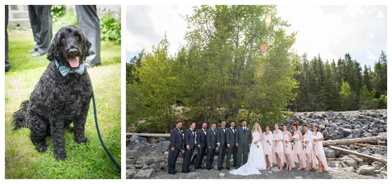 Lake Minnewanka Wedding Photography