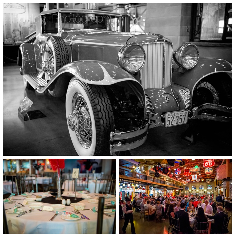 Gasoline Alley Wedding Reception Calgary