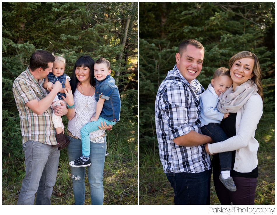 Fall Family Photography Calgary, Canmore Family Photography, Fall Family Photography Canmore, Calgary Family Photography, Calgary Family Photography, SOuthern Alberta Family Photographer, Alberta Family Photographer, Mountain Family Photos, Forest Family Photography