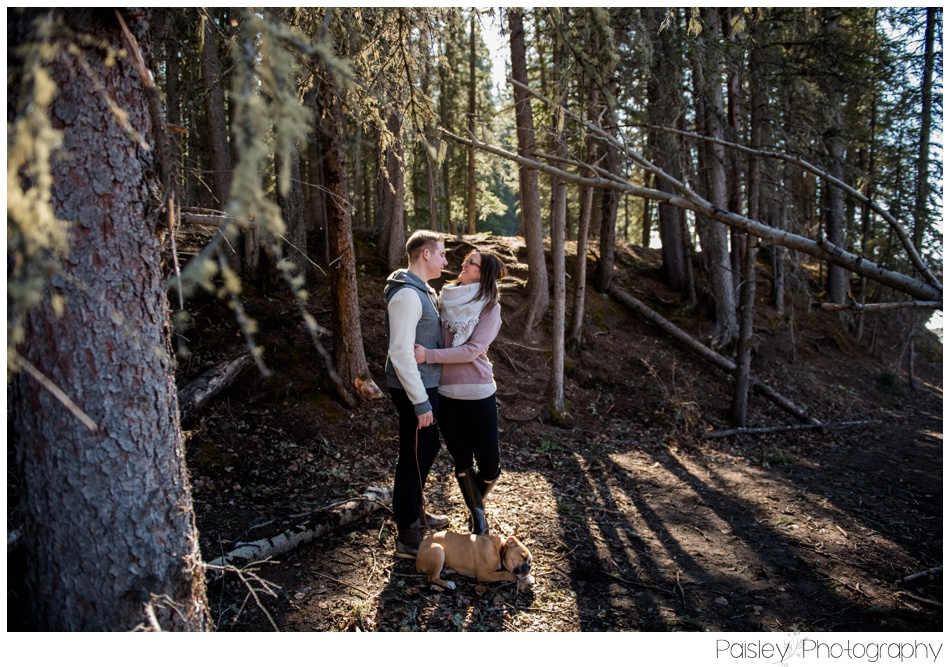 Calgary Engagement Photography, Calgary Engagement Photographer, Calgary Wedding Photographer, Calgary Wedding Photography, Alberta Wedding Photographer, Alberta Engagement Photographer, Forest Engagement Photos, Woodland Engagement Photography, Cochrane Engagement Photography, Cochrane Engagement Photography