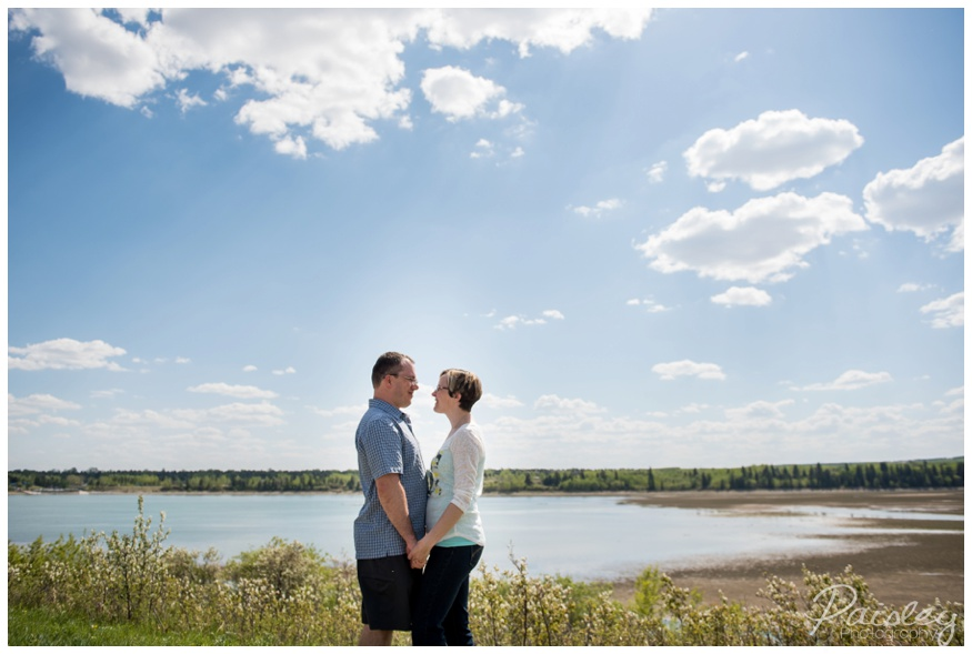Glenmore Reservoir Calgary Family Photography
