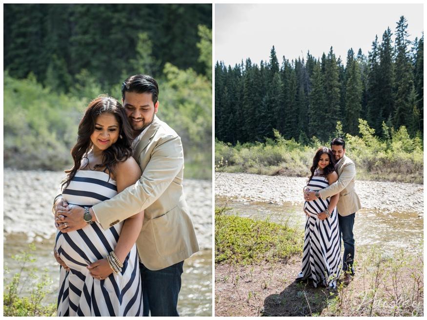 Fishcreek Park Maternity Photography Calgary