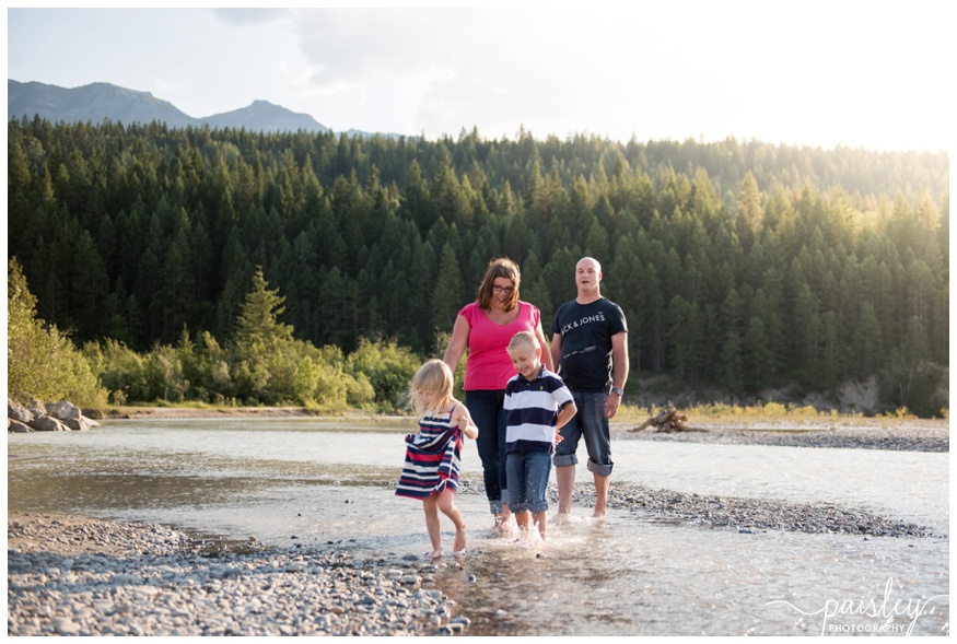 Family Photography Golden, BC