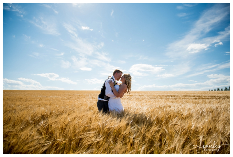 Little Bow Pheasant Ranch Wedding Photography