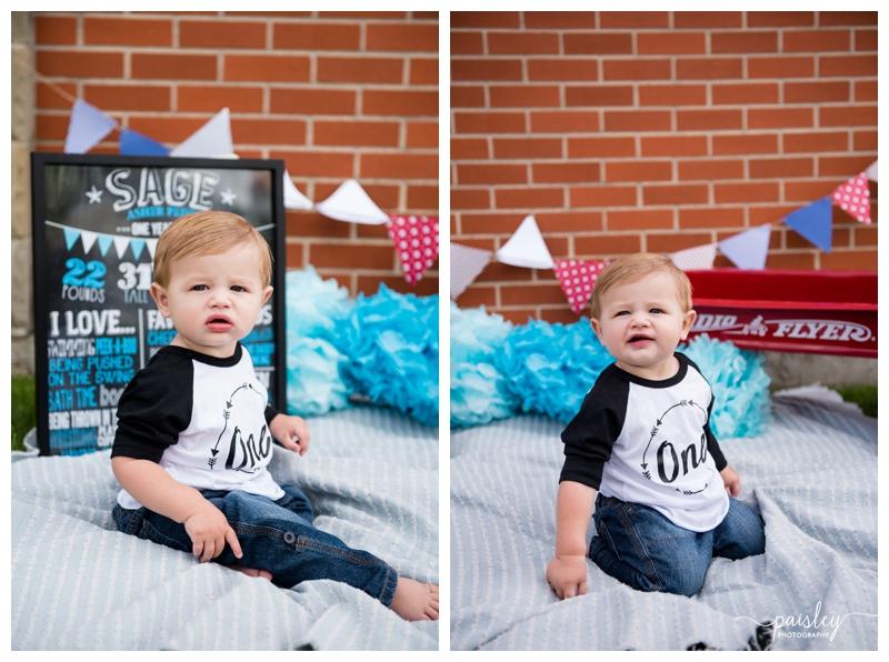 Calgary First Birthday Photography