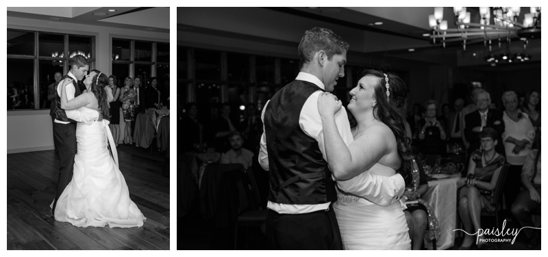 First Dance Wedding Photography Calgary