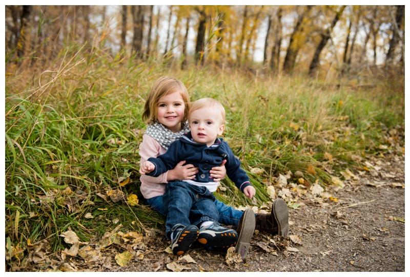 Pearce Estate Park Family Photos Calgary