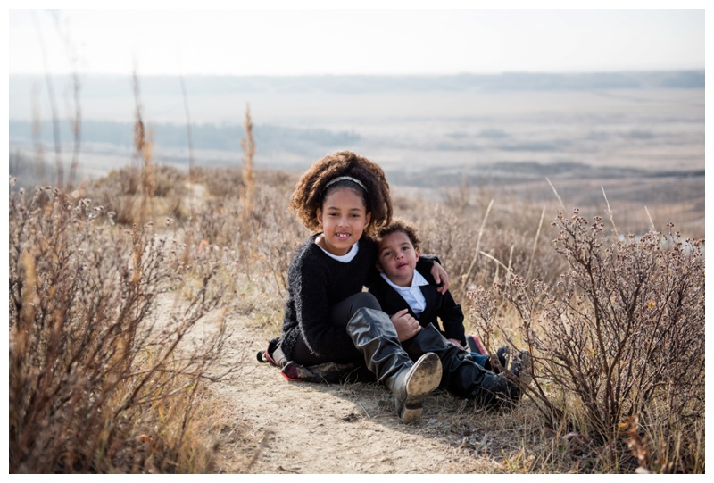 Family Photography Glenbow Ranch