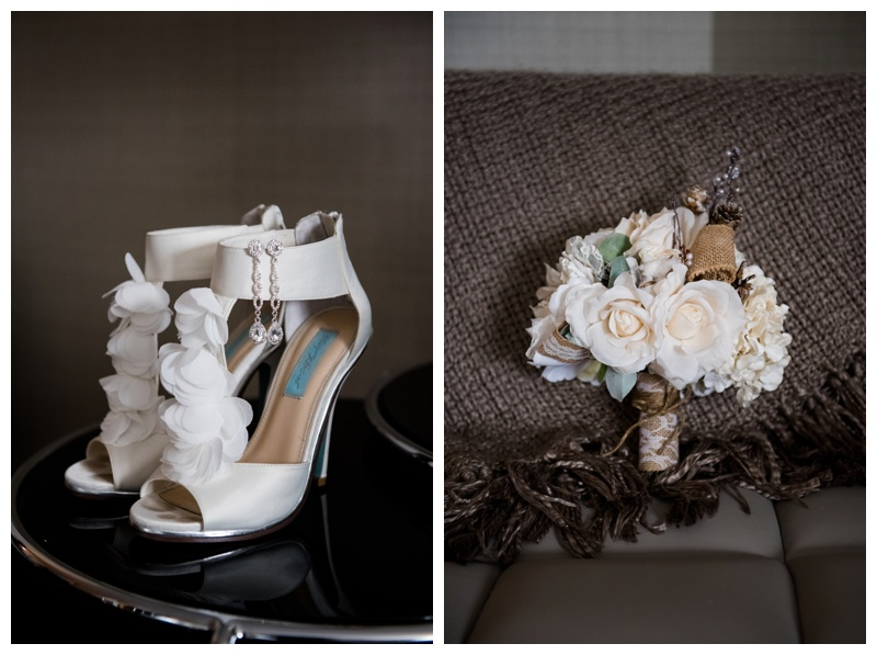 Wedding Day Detail Photography