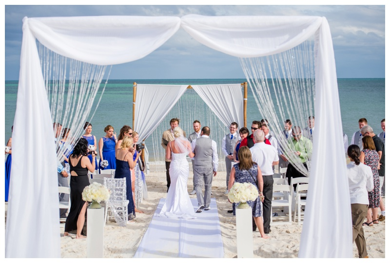 Beach Wedding Photography Cancun Mexico