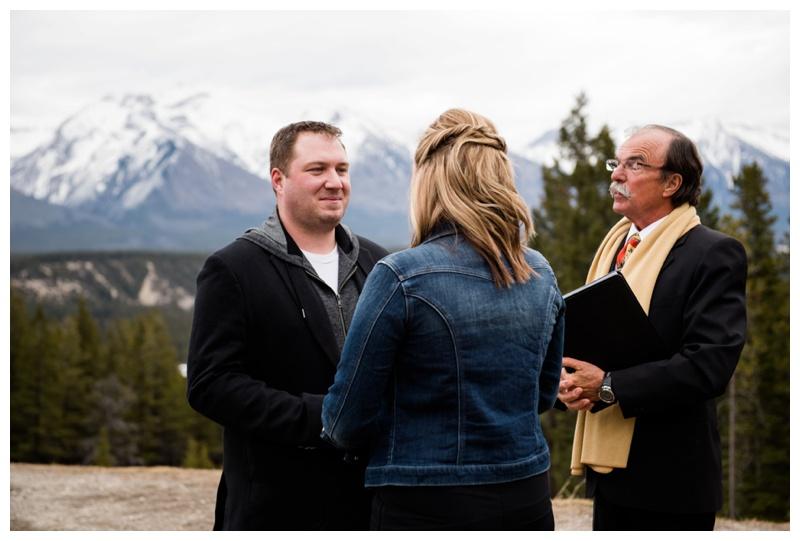 Elopement Photography Banff Alberta