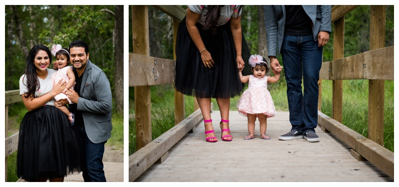 Calgary Carburn Park Family Photos