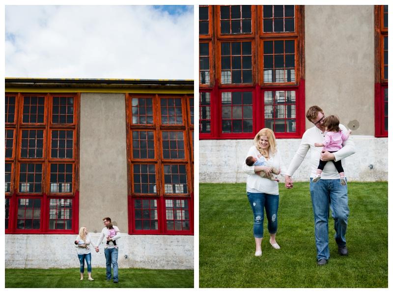 Candid Family Photography Calgary