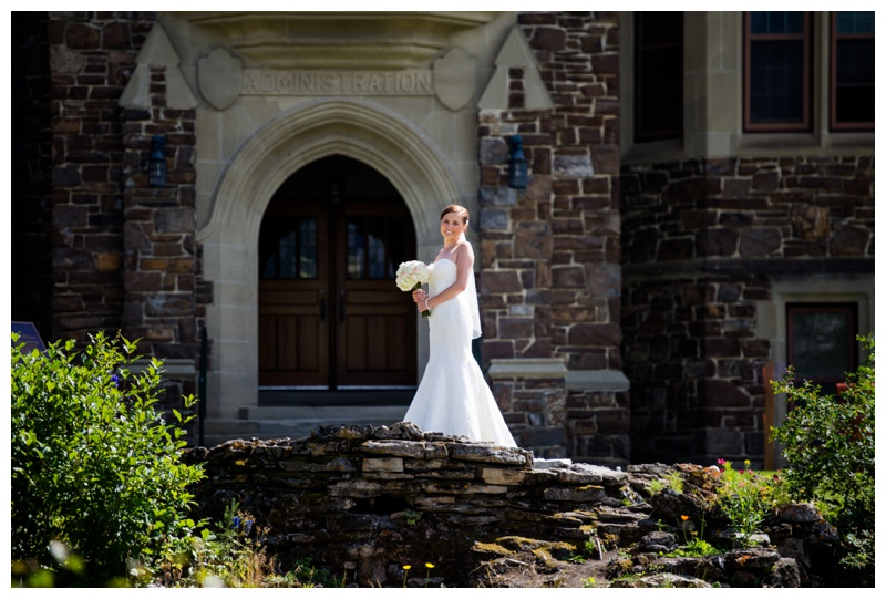 Town of Banff Wedding Photography