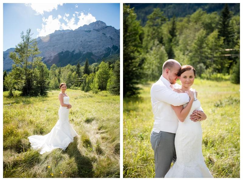Mountain Wedding Photography Banff