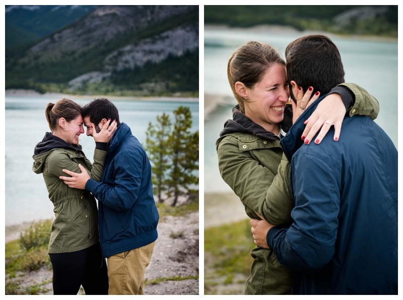 Kananaskis Wedding Proposal