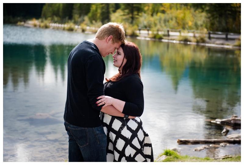 Mt. Lorette Ponds Engagement Photos