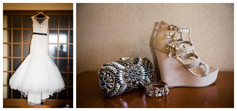 Calgary Bridal Prep Wedding Details