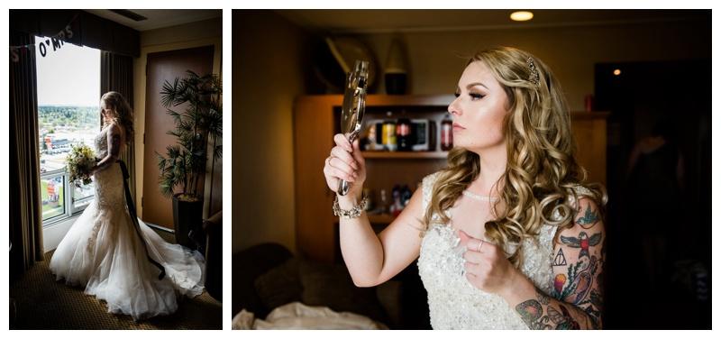 Calgary Getting Ready Wedding Photography