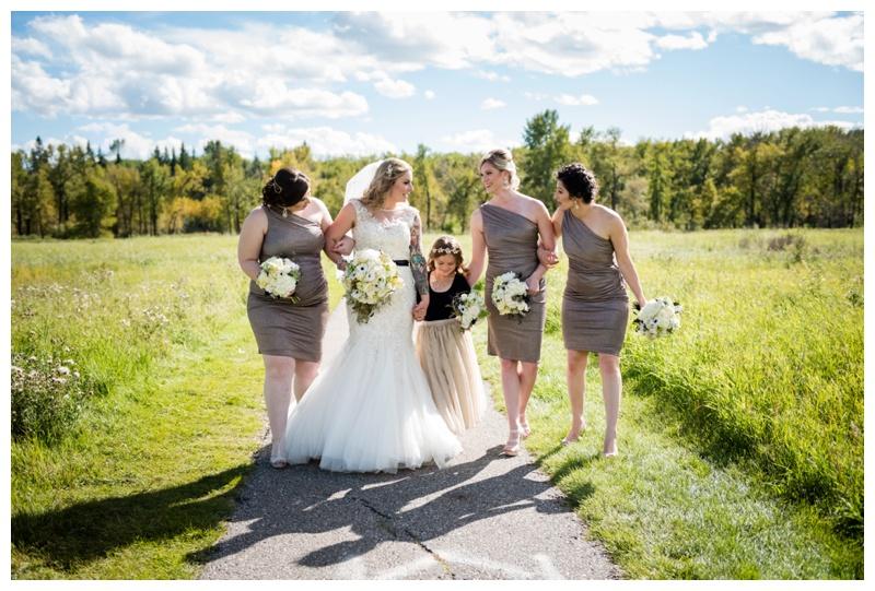 Bridesmaid Photography Calgary